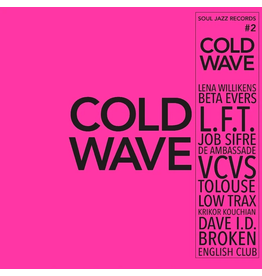 Soul Jazz Records Various - Cold Wave #2 (Coloured Vinyl)