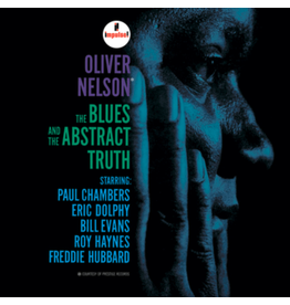 Verve Oliver Nelson - The Blues And The Abstract Truth
