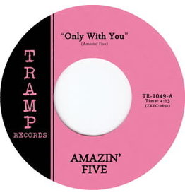 Tramp Records Amazin Five - Only With You