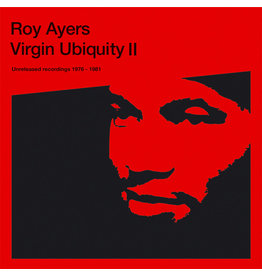 BBE Music Roy Ayers - Virgin Ubiquity 2: Unreleased Recordings 1976 - 1981