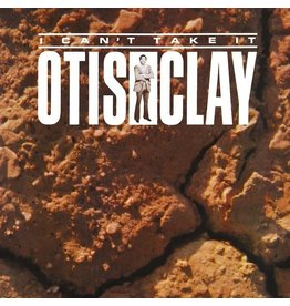 Fat Possum Records Otis Clay - I Can't Take It