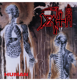 Relapse Records Death - Human