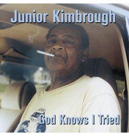 Fat Possum Records Junior Kimbrough - God Knows I Tried