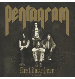 Relapse Records Pentagram - First Daze Here (Coloured Vinyl)