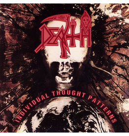 Relapse Records Death - Individual Thought Patterns