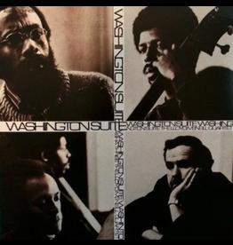 Soul Jazz Records The Lloyd McNeill Quartet - Washington Suite (Coloured Vinyl)