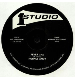 Soul Jazz Records Horace Andy - Fever / The Flue
