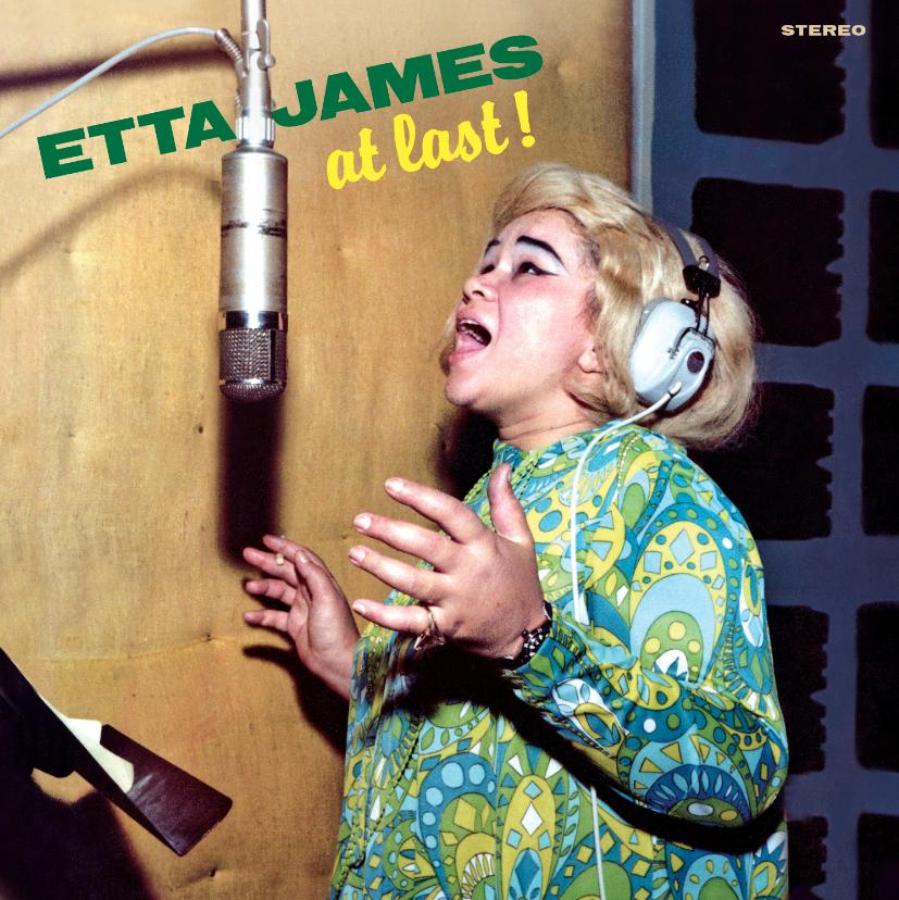 20th Century Masterworks Etta James - At Last! (Coloured Vinyl)
