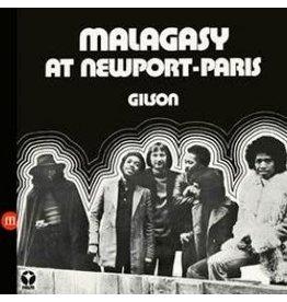 Souffle Continu Records Jef Gilson - Malagasy At Newport