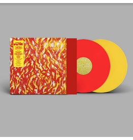 Ninja Tune The Bug - Fire (Indies Yellow/Red Vinyl)