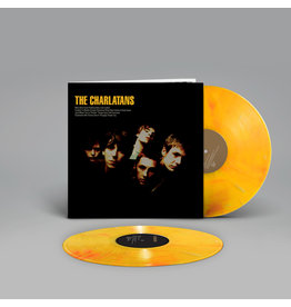 Beggars Banquet Records The Charlatans - The Charlatans (Coloured Vinyl)