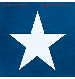 Warner Music Group Neil Young - Hawks and Doves