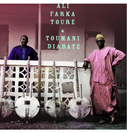 World Circuit Ali Toure Farka & Toumani Diabate - Ali & Toumani