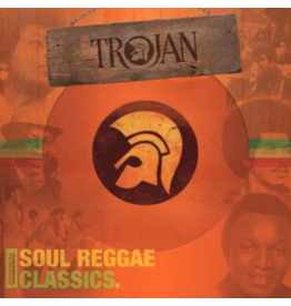 Trojan Records Various - Original Soul Reggae Classics