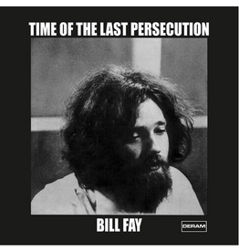 UMC Bill Fay - Time Of The Last Persecution – Decca/Deram 1971