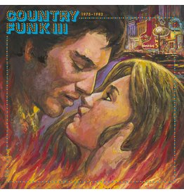 Light In The Attic Various - Country Funk Volume III - 1975-1982