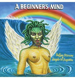 Asthmatic Kitty Records Sufjan Stevens & Angelo De Augustine - A Beginner's Mind