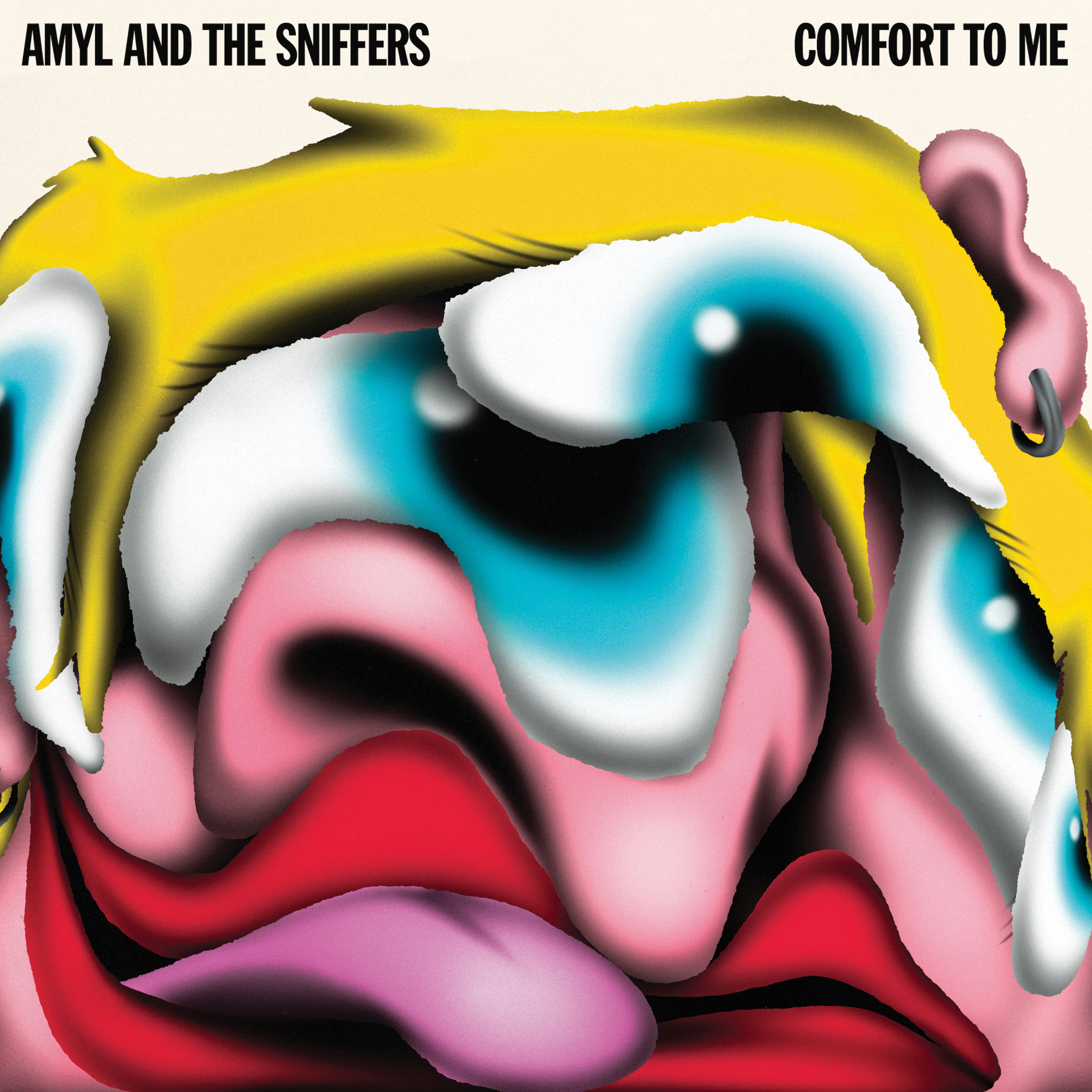 Rough Trade Records Amyl and The Sniffers  - Comfort To Me