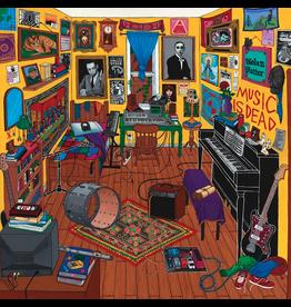 Castle Face Records Nolan Potter - Music Is Dead (Dinked Edition)