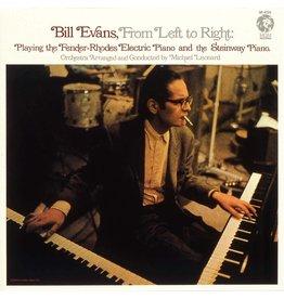 Klimt Bill Evans - From Left To Right (Coloured Vinyl)