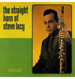 Pure Pleasure Steve Lacy - The Straight Horn of Steve Lacy