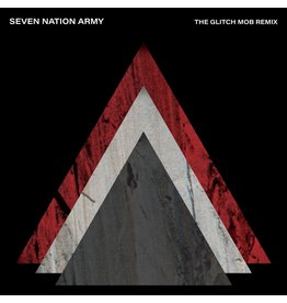 Third Man Records The White Stripes - Seven Nation Army (The Glitch Mob Remix)