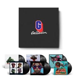 Parlophone Gorillaz - The G Collection