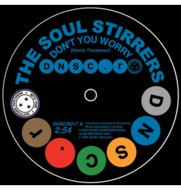 Deptford Northern Soul Club Records The Soul Stirrers / Spinners - Don't You Worry / Memories Of Her Love Keep Haunting Me