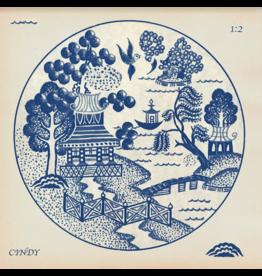 Tough Love Records Cindy - 1:2 (Coloured Vinyl)
