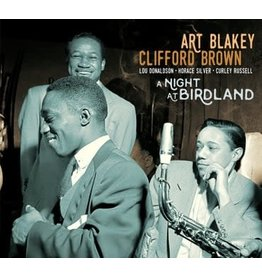 Jazz Images Art Blakey and Clifford Brown - A Night At Birdland