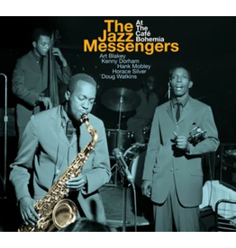 Jazz Images Art Blakey and the Jazz Messengers - At The Cafe Bohemia