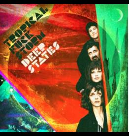 Joyful Noise Recordings Tropical Fuck Storm - Deep States  (Coloured  Vinyl)