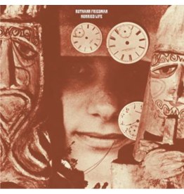 Tompkins Square Ruthann Friedman - Hurried Life: Lost Recordings, 1965-1971 (Coloured Vinyl)