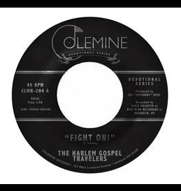 Colemine Records The Harlem Gospel Travelers - Fight On! (Coloured Vinyl)
