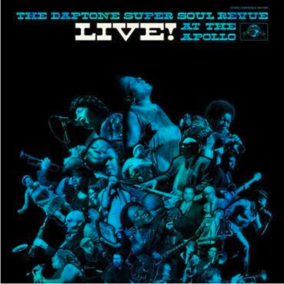 Daptone Records Various - The Daptone Super Soul Revue Live ! At The Apollo (Coloured Vinyl)