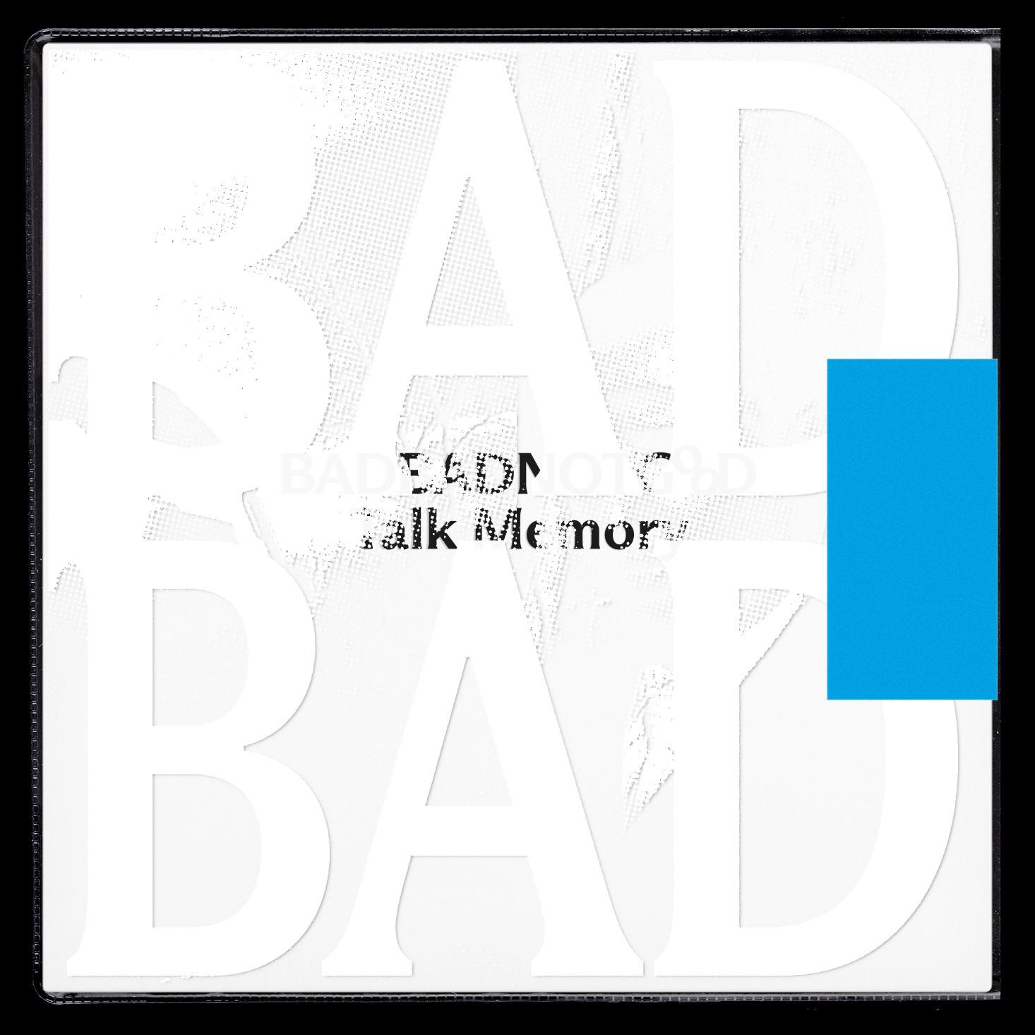 XL Recordings Badbadnotgood  - Talk Memory