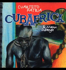 Music Box Manu Dibango & El Cuarteto Patria - CubAfrica