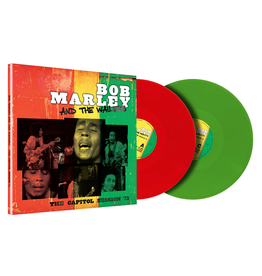 Mercury Records Bob Marley and The Wailers - The Capitol Session '73 (Coloured Vinyl)
