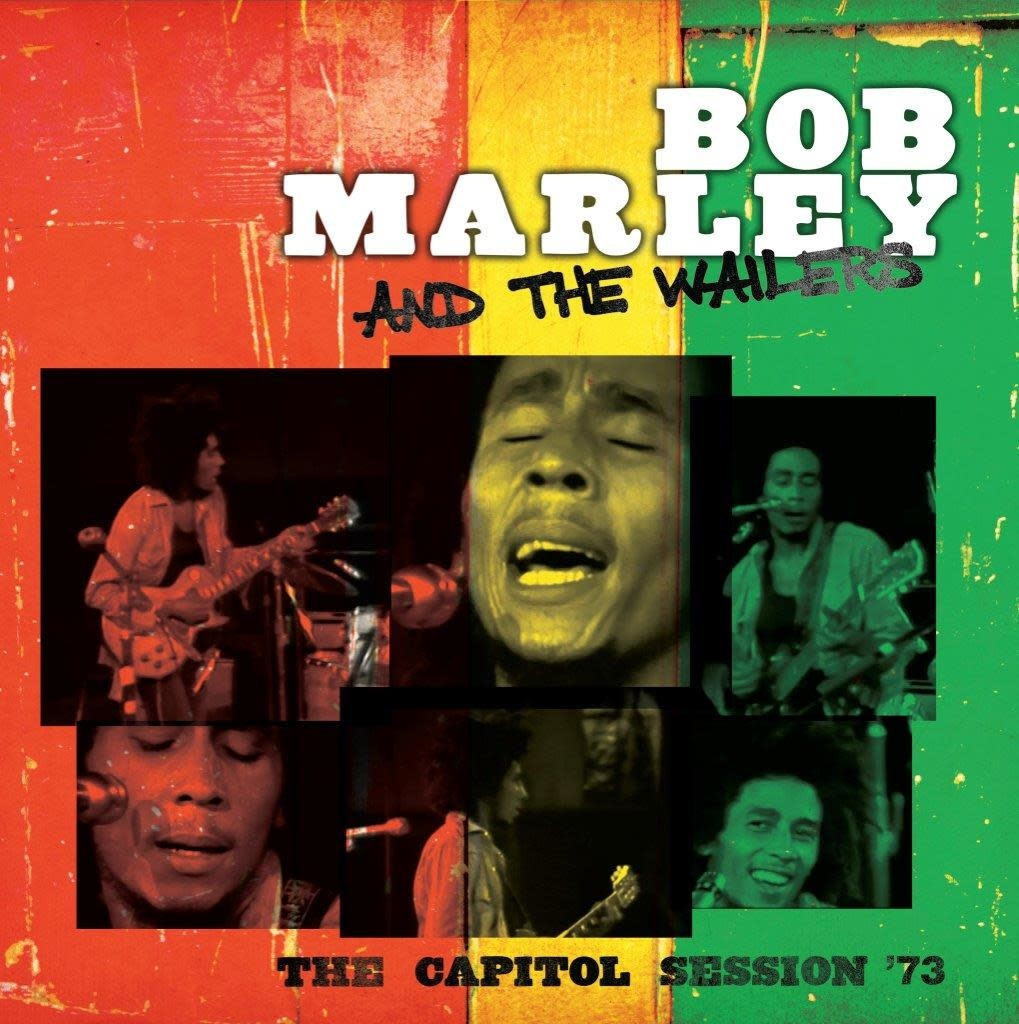 Mercury Records Bob Marley and The Wailers - The Capitol Session '73