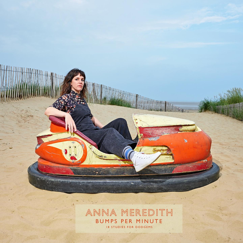 Moshi Moshi Anna Meredith - Bumps Per Minute: 18 Studies for Dodgems  (Coloured Vinyl)