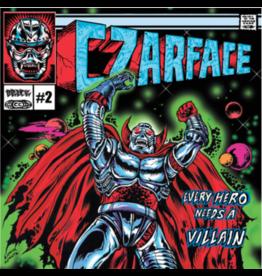 Brick Records Czarface - Every Hero Needs A Villain