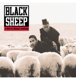 Get Down Black Sheep - A Wolf In Sheep's Clothing