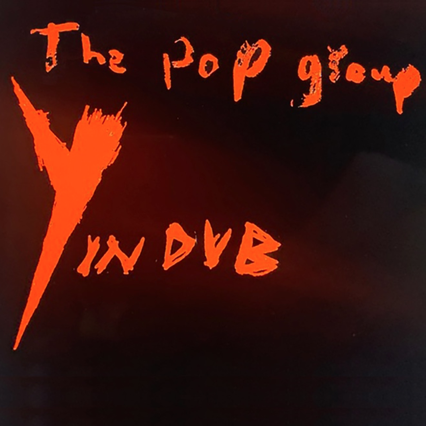 Mute Records The Pop Group - Y in Dub