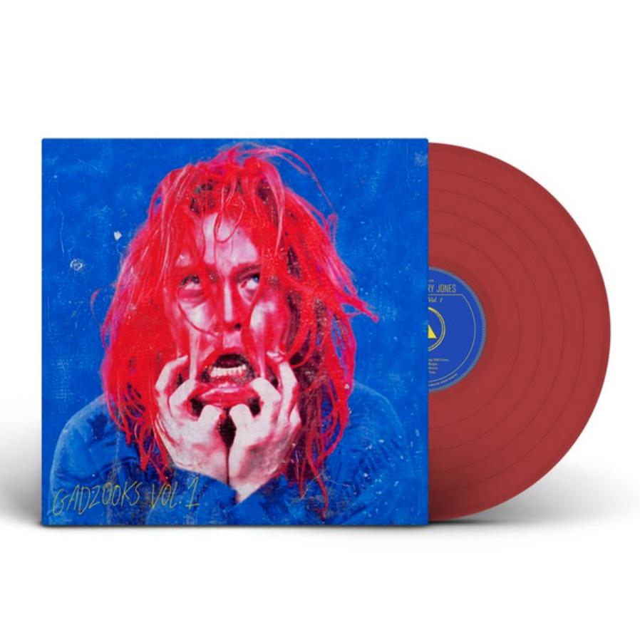 Sacred Bones Records Caleb Landry Jones ~ Gadzooks Vol. 1 (Coloured Vinyl)