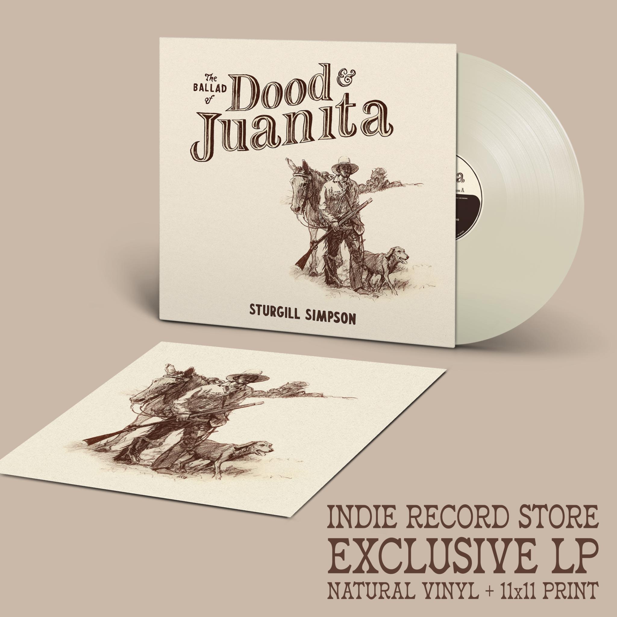 High Top Mountain Records Sturgill Simpson - The Ballad of Dood & Juanita (Coloured Vinyl)