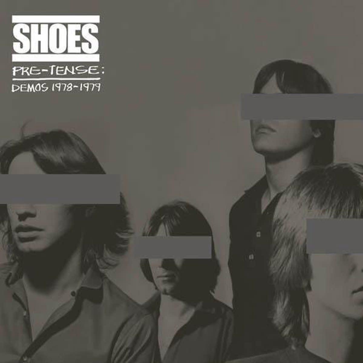 Numero Group Shoes - Pre-Tense: Demos 1978-1979