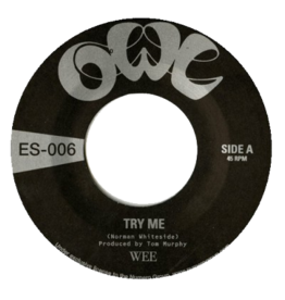 Numero Group Wee - Try Me b/w Teach Me How