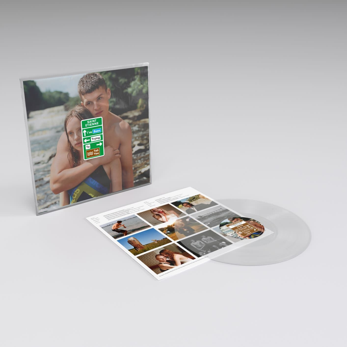 Heavenly Recordings Saint Etienne - I've Been Trying To Tell You (Coloured Vinyl)