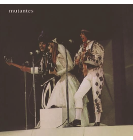 Vinyl Lovers Os Mutantes - Mutantes (Coloured Vinyl)