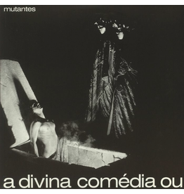 Vinyl Lovers Os Mutantes - A Divina Comédia ou Ando Meio Desligado (Coloured Vinyl)